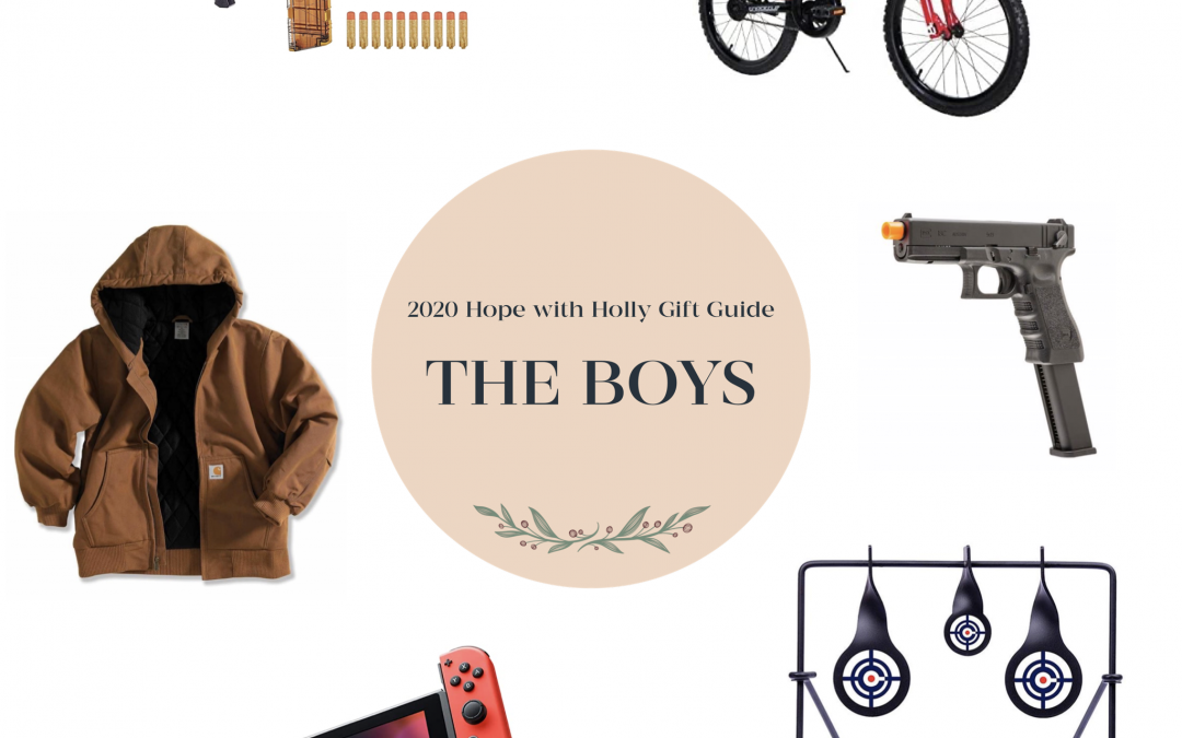2020 Gift Guide – The Boys