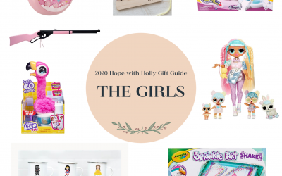 2020 Gift Guide – The Girls