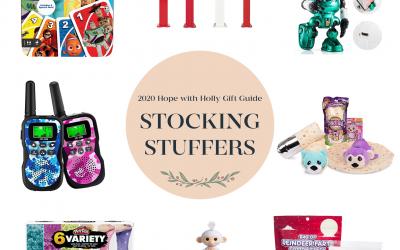 2020 Guift Guide – Stocking Stuffers