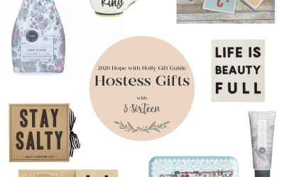 2020 Gift Guide – Hostess Gifts with 3:Sixteen