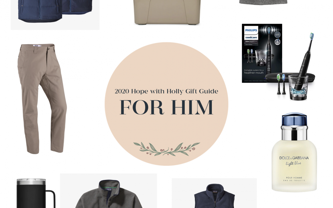 2020 Gift Guide – For Him