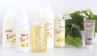 Spring Cleaning with Young Living